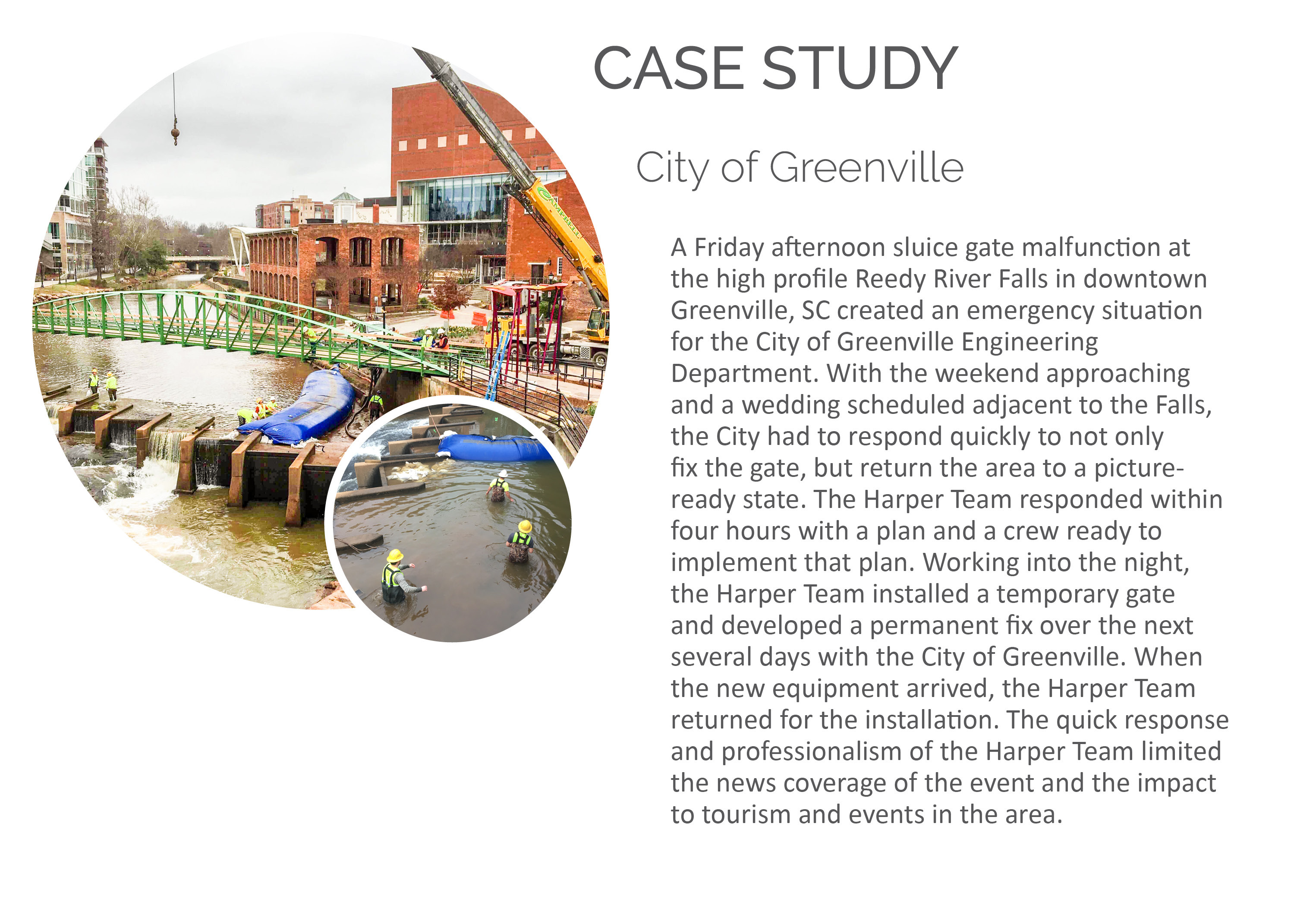 City of Greenville Case Study