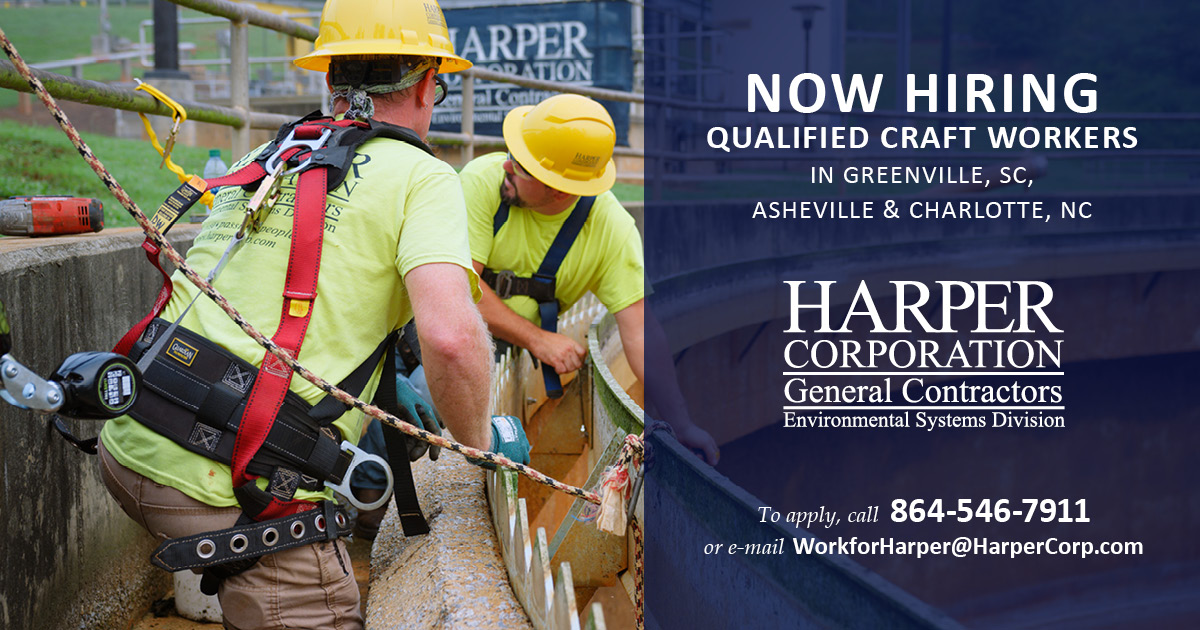 Now Hiring Qualified Craft Workers