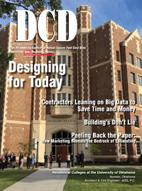 DCD Magazine Cover