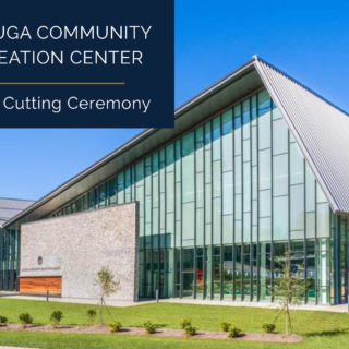 Watauga Community Recreation Center Ribbon Cutting Ceremony