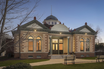Union County Carnegie Library Receives Historic Preservation Honor Award