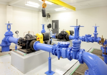 Woodruff-Roebuck Booster Pump Stations