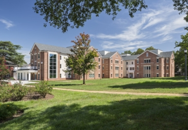 Converse College: Fleming Hall