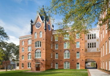 Converse College: Pell Hall