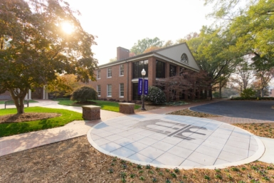 Furman University Administration Building