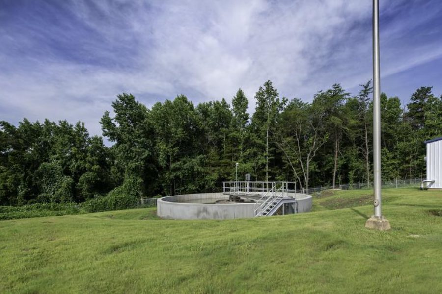 Nestle Foods Secondary Clarifier and WWTP Upgrades   Harper